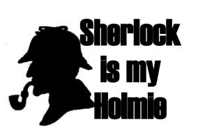 Sherlock is my Holmie by electric-fire