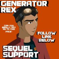 SUPPORT GENERATOR REX SEQUEL! by Lizeth-Norma