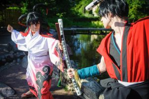cosplay Kumo brothers 6 by NakagoinKuto