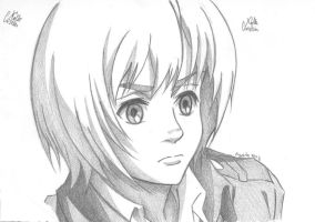 Armin Arlert by SixthIllusion
