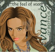 The Feel of Steel by vancegraphics