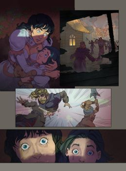 Page1 Syn Stories by GEORGESdc
