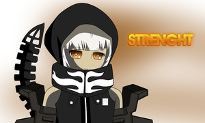 Strenght :3 by Jucii-chan