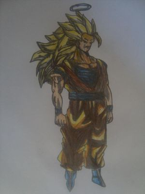 Dragon Ball Z Drawings. How To Draw Dragon Ball Z
