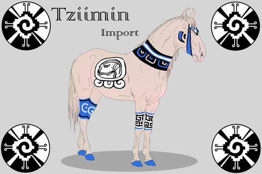 Tziimin Import for HaloSon by LiaLithiumTM