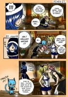 What if Juvia wasn't hallucinating... by doublepasse