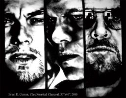 The Departed by BDCurran