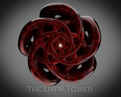 The Dark Tower - Rose by michalz00