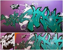 fezat havok - canvascollab by MrHavok