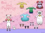 Ah NO! Not this one again!!!-Bee and Puppycat by EtherealX-P