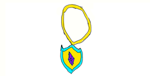 Ink Emblem's Amulet by TheWriter640