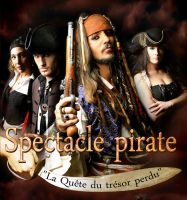 Show pirate by ico-art
