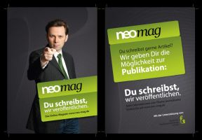 neo-mag Flyer by simplyray