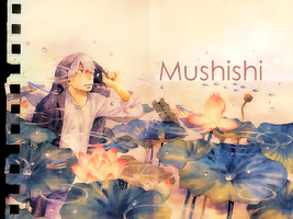 Wallpaper Mushishi by MiinJae