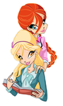 Sisters by EvaVein