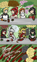 Lunch Time Discussions: Christmas spectacular ed. by Gallrith