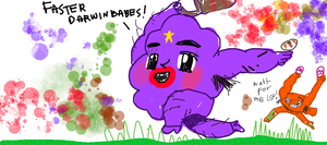LSP - easter egg hunting with Darwin by keerou