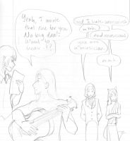 Musicians by Torenchiko-to