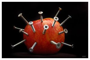BAD APPLE by REtouched