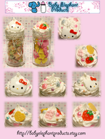 .: Lolita Jar Set 2 :. by moofestgirl