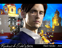 Real Roderich Edelstein by kellymcdonald
