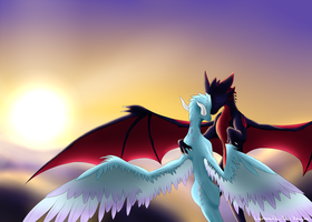My Beginning is You by Lyorenth-The-Dragon