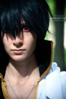 Fairy Tail - Zeref 01 by YukiRichan