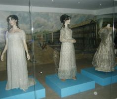Bath Fashion Musuem-Regency by TuderianArtiste