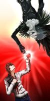 Death Note by studdedangel