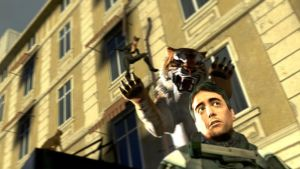 Did you hear a cat just now? ::Half life 2:: by guywiththesuitcase