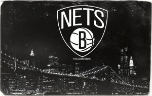 Brooklyn Nets Wallpaper by rhurst