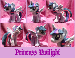 Princess Twilight - Trotcon 2015 by Emberfall0507
