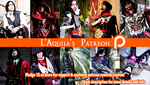 .: Cosplay Patreon Banner :. by JoanDark