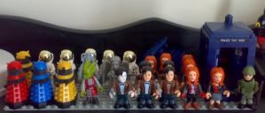 CB Doctor Who figs June 2011 by Carnivius