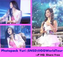 Photopack Yuri #1 by XiliaHwang