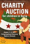 Charity Auction Poster and Info by ShilaDaLioness