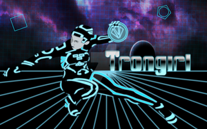 Trongirl by smeagol92055