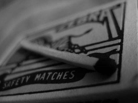 Safety Matches by cyberS