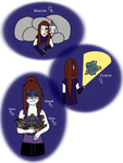 Answer 3 Part Two.Five by girlwiththeblueblood