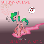 Harmonic Wind (Record Cover) Adoptable by Ridashippu
