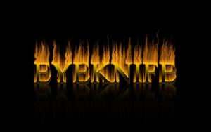 PS Flames by eyeknife