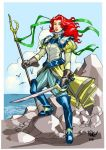 WARRIOR PRINCESS by Wieringo
