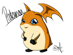 Patamon by chao93