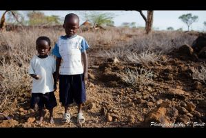 Two Brothers in Africa by Solarstones