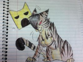 Tigerstar. by JesusFreakUS