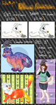 Halloween Commissions :closed: by FelineMyth