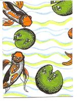 ATC Dottie Koi II by claudiamm37