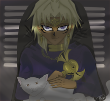 Marik:.the sexiest villain.: by kimartess