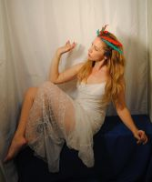 Christmas Fairy Stock 3 by Tris-Marie