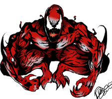 Kasady is gone. There is only Carnage by x113xxx